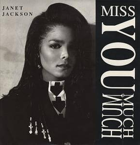 Janet Jackson: Miss You Much - Cover