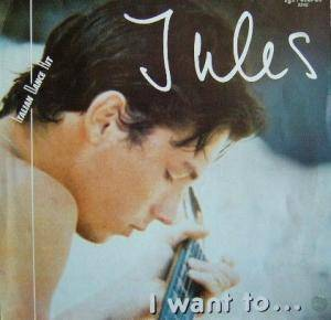 Jules: I Want To ... - Cover