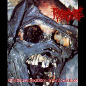 Cover - Regurgitate: Effortless Regurgitation Of Bright Red Blood