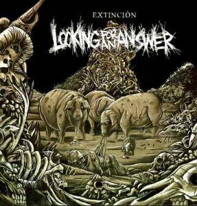 Cover - Looking For An Answer: Extincion