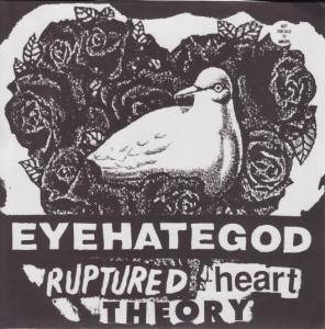 Cover - EyeHateGod: Ruptured Heart Theory