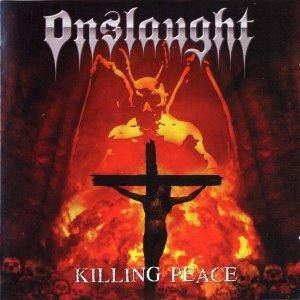 Onslaught: Killing Peace - Cover