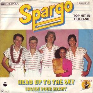 Cover - Spargo: Head Up To The Sky