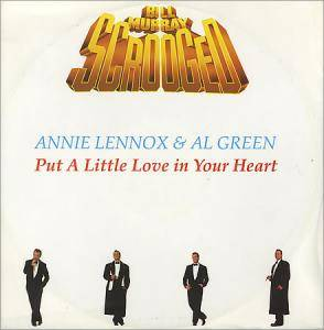 Cover - David A. Stewart: Put A Little Love In Your Heart