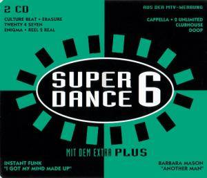 Cover - Mash!: Super Dance Plus 6