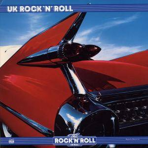 Rock'n'Roll Era - UK Rock'n'Roll, The - Cover