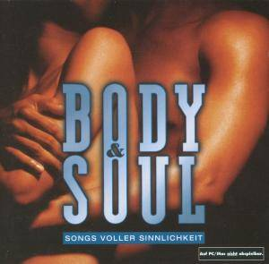 Cover - Linda Carriere: Body & Soul - Songs Voller Sinnlichkeit
