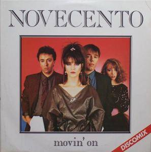 Novecento: Movin' On - Cover
