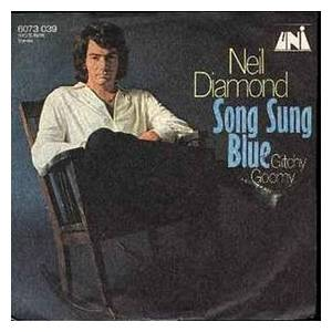 Neil Diamond: Song Sung Blue - Cover