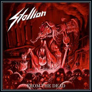 Stallion: From The Dead - Cover