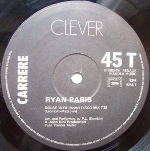 "Ryan Paris: Dolce Vita (12"") - Bild 2"