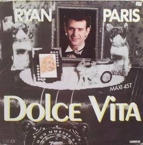 "Ryan Paris: Dolce Vita (12"") - Bild 1"