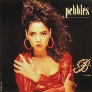 Pebbles: Mercedes Boy - Cover