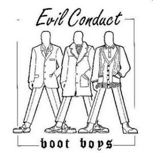 Cover - Evil Conduct: Boot Boys