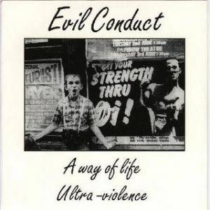 Cover - Evil Conduct: Way Of Life, A
