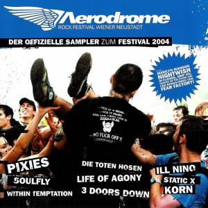 Cover - Von Bondies, The: Aerodrome 2004 - Rock Festival Wiener Neustadt