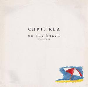 Chris Rea: On The Beach - Cover