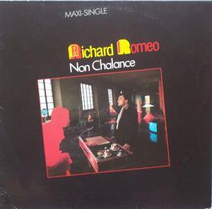 Richard Romeo: Non Chalance - Cover