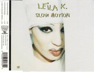 Cover - Leila K.: Slow Motion