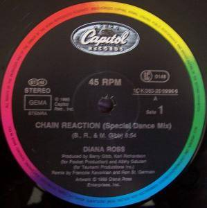 "Diana Ross: Chain Reaction (12"") - Bild 2"