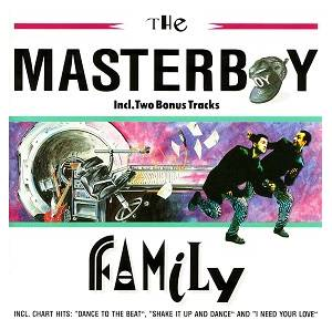 Cover - Masterboy: The Masterboy Family