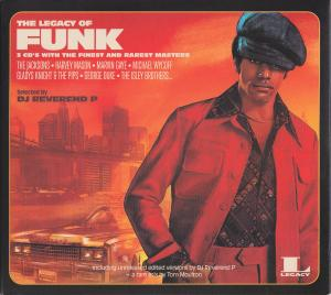 Legacy Of Funk, The - Cover
