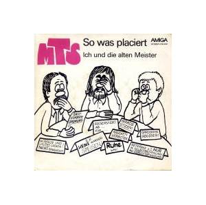 Cover - MTS: So Was Placiert