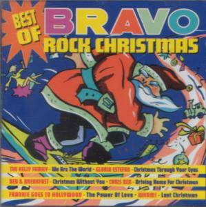 Cover - Clyde McPhatter & The Drifters: Best Of Bravo Rock Christmas