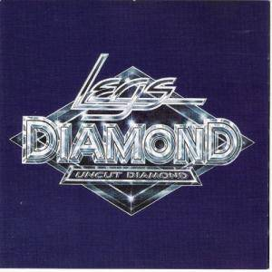 Cover - Legs Diamond: Uncut Diamond