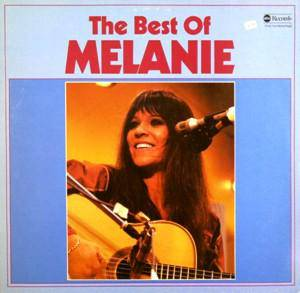 Melanie: Best Of Melanie, The - Cover