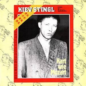Kiev Stingl: Hart Wie Mozart (LP) - Bild 1