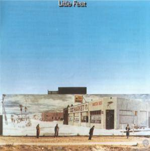 Little Feat: Little Feat - Cover