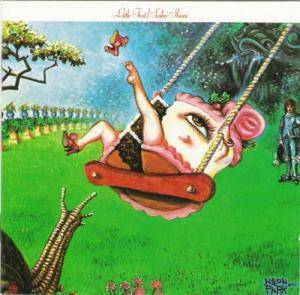 Little Feat: Sailin' Shoes - Cover