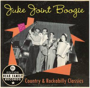 Cover - Roy Hall: Juke Joint Boogie - Country & Rockabilly Classics