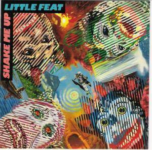 Little Feat: Shake Me Up - Cover