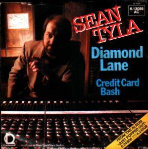 Cover - Sean Tyla: Diamond Lane