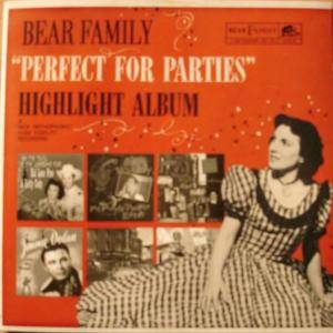 Cover - Charline Arthur: Perfect For Parties - Highlight Album