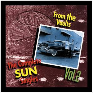 Complete Sun Singles Vol. 2, The - Cover