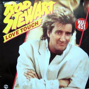 Rod Stewart: Love Touch - Cover