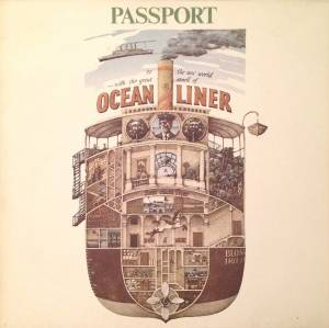 Passport: Oceanliner - Cover