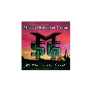 Michael Schenker Group: Written In The Sand - Cover