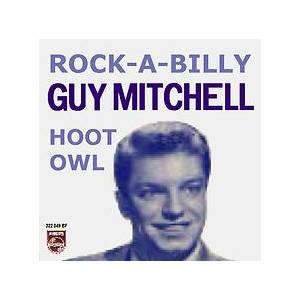 Cover - Guy Mitchell: Rock-A Billy