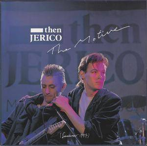 Cover - Then Jerico: Motive, The