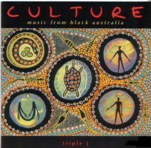 Culture: music from black australia - Cover