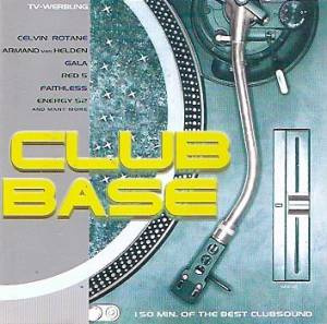 Cover - Ultra-Sonic: Club Base