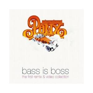 Cover - International Pony: Bass Is Boss