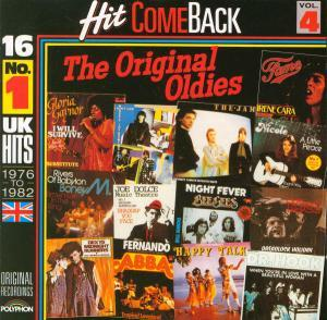 Hit Come Back - The Original Oldies Vol. 04 - Cover
