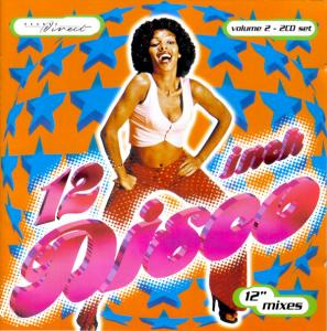 12 Inch Disco Volume 2 - Cover