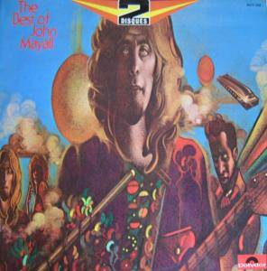 John Mayall: Best Of John Mayall, The - Cover