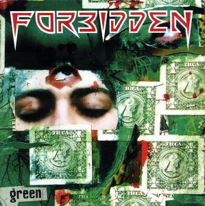 Forbidden: Green - Cover